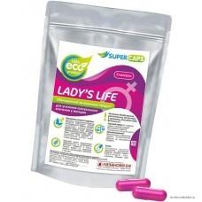 Капсулы Lady's Life возбуждающие для женщин 2 штуки