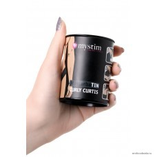 Мастурбатор MasturbaTIN Curly Curtis Mystim 5,5 см