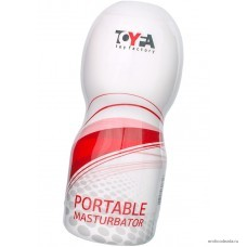 Мастурбатор реалистичный TOYFA анус 14 см