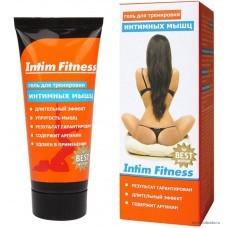 Гель для тренировки интимных мышц Intim Fitness для женщин 50 мл