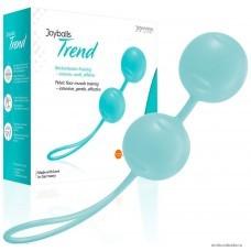 Вагинальные шарики Joyballs Trend мятные матовые